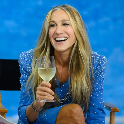 Sarah Jessica Parker as Carrie Bradshaw: Now