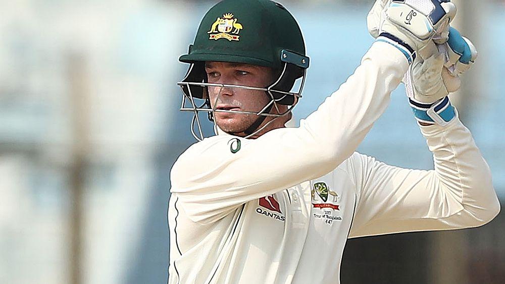 Australia vs Bangladesh: Peter Handscomb falls ill as Aussies reach 2-225