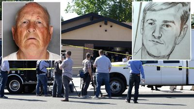 'Golden State Killer' a former cop