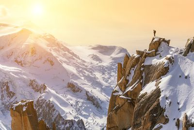 <strong>1. Finding life on the Tour du Mont Blanc &ndash; The Alps, France, Italy &amp; Switzerland</strong>