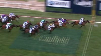 Bolter Boom Time wins $3m Caulfield Cup