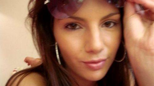 Model Sarah Durazza. (Twitter)