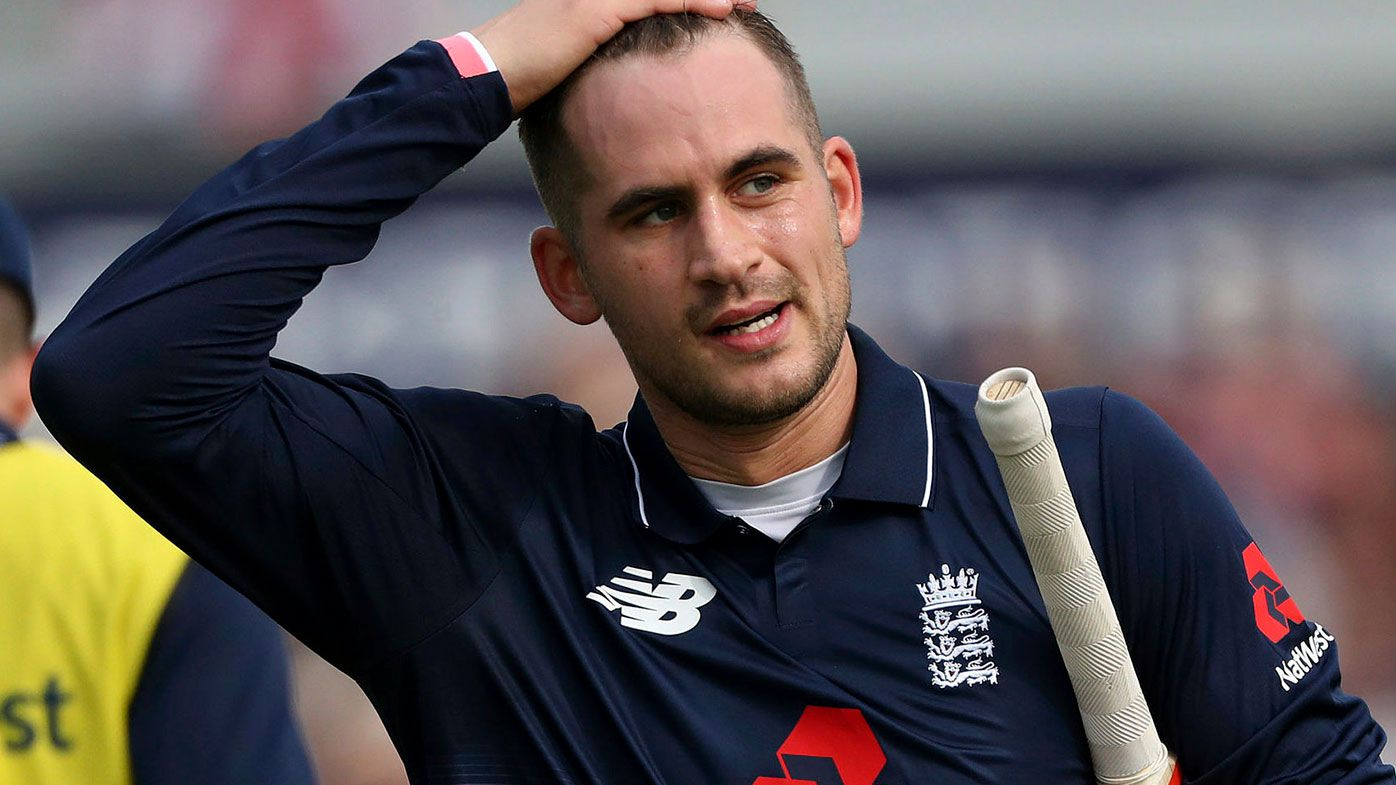 Eoin Morgan says Alex Hales lost the trust of the team.