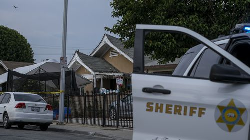 The Mariposa County Sheriff's Office said officials are working with toxicologists, environmental specialists, the FBI and other experts to determine the cause of death.