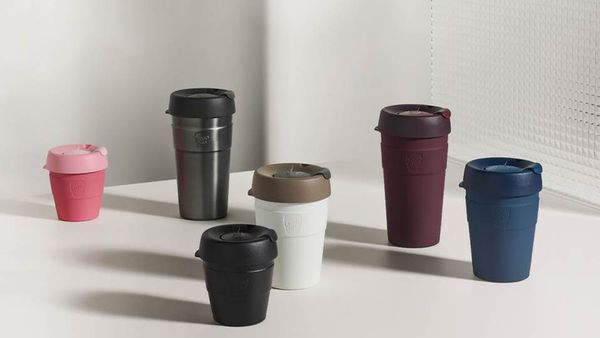 Keep Cup reignites the conversation on reusable goods during the pandemic.