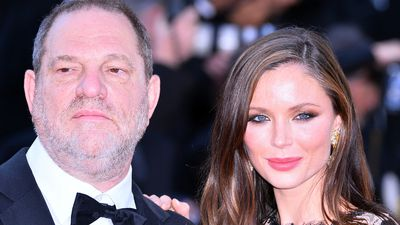 Bold move for Harvey Weinstein's wife