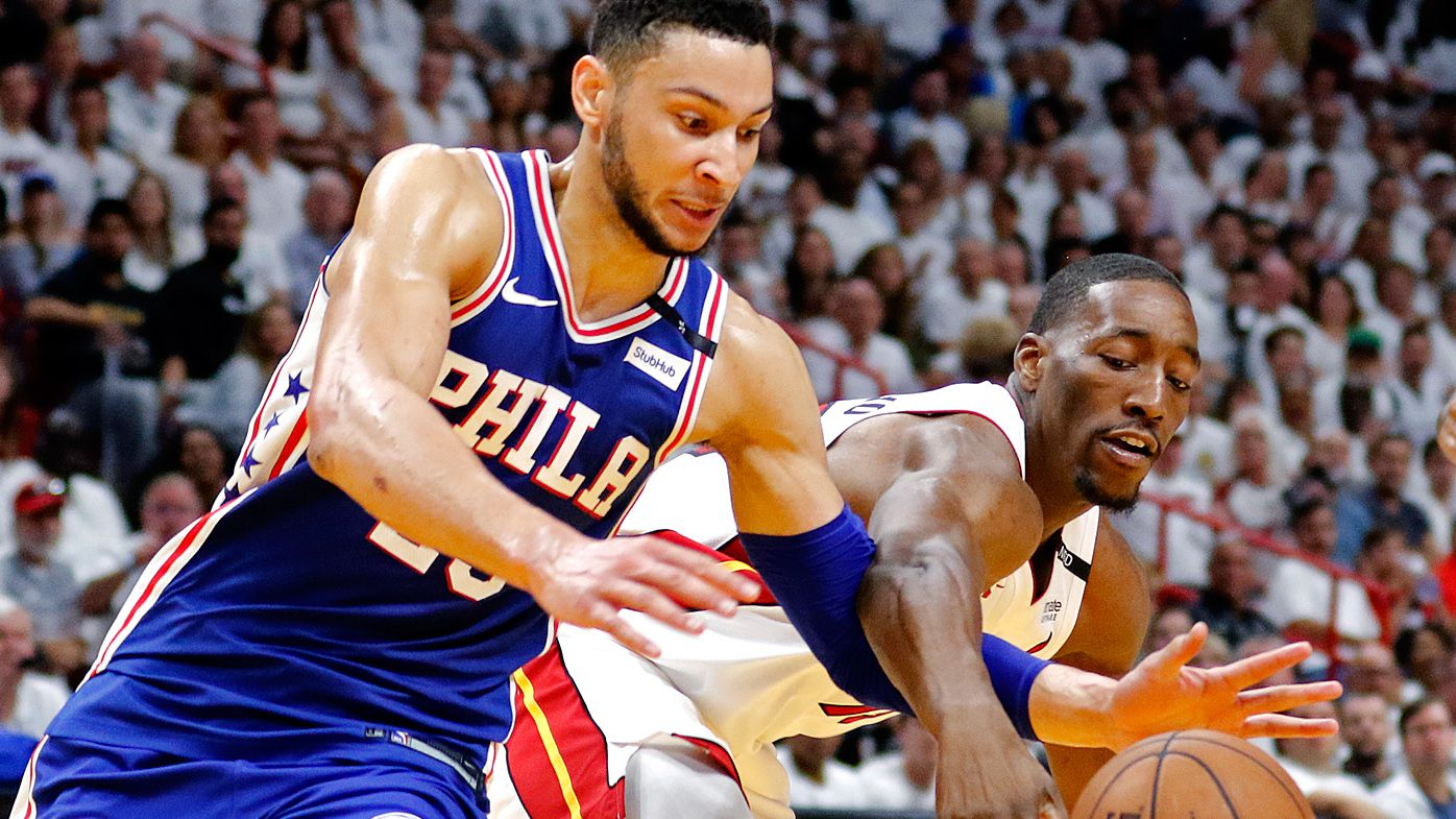 Ben Simmons joins elite company after Philadelphia's Game 4 victory