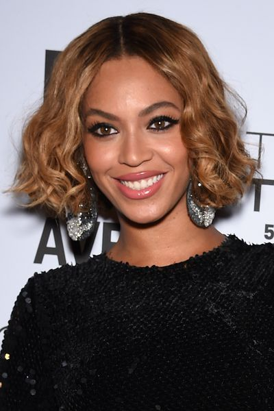 Beyoncé at the Topshop  New York opening dinner at Grand Central Terminal in New York on November 4, 2014