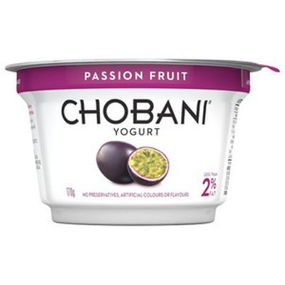 <strong>Flavoured yoghurt</strong>