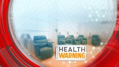IV health warning