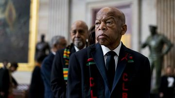 John Lewis has died at the age of 80.