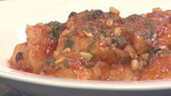 Braised salt cod recipe