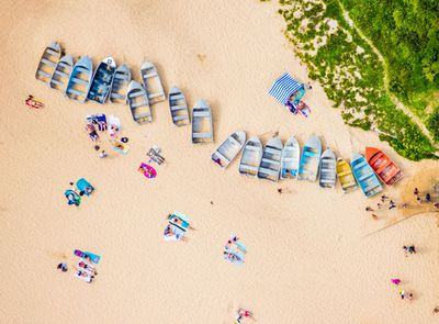 Coogee Beach (Hulia Boz).