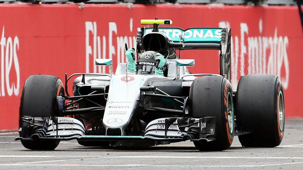 Rosberg, Mercedes big winners in Japan F1
