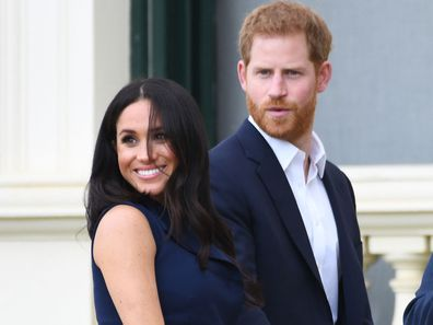 Meghan Markle and Prince Harry in New Zealand