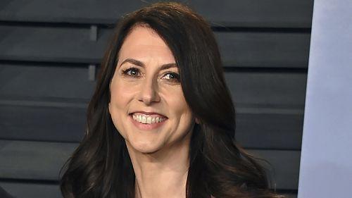 Billionaire philanthropist MacKenzie Scott donates $3.5b