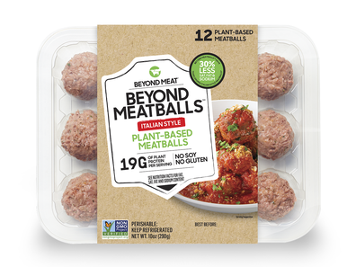 Coles launches Beyond Meatballs in Australia