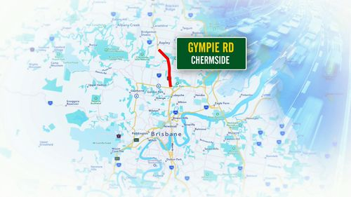 Gympie Road took out the dreaded top spot for Brisbane.
