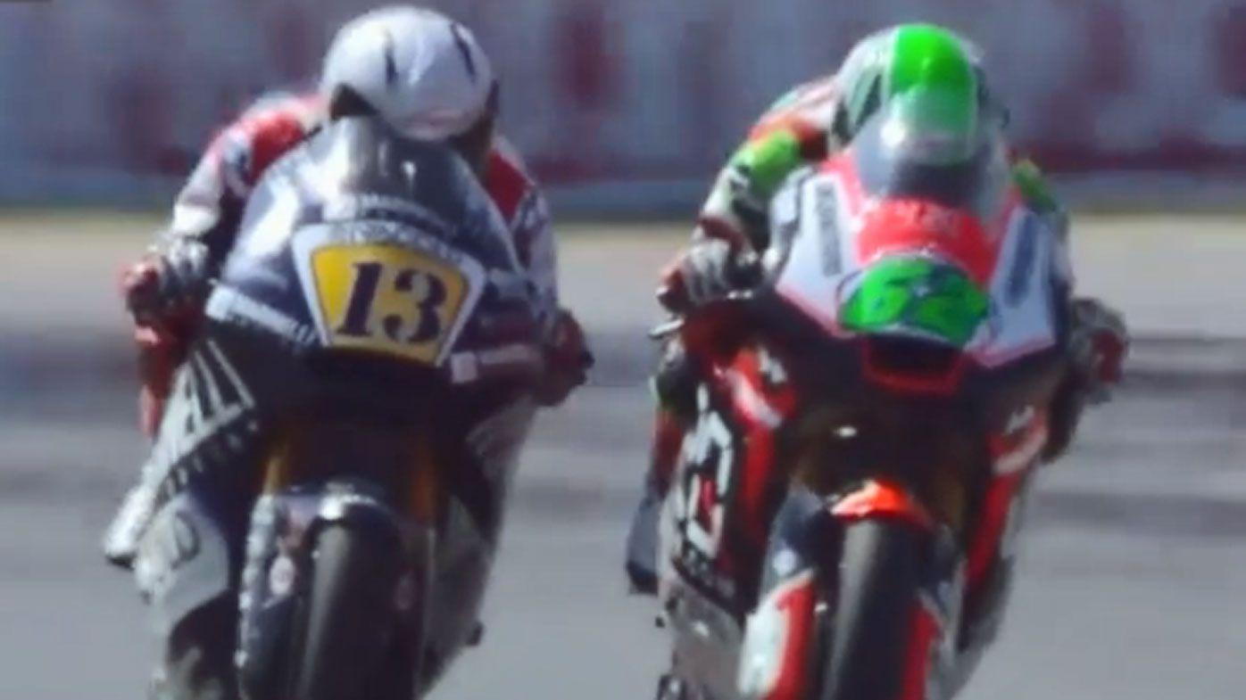 Andrea Dovizioso wins San Marino MotoGP while Moto2 rider Romano Fenati banned for heinous act