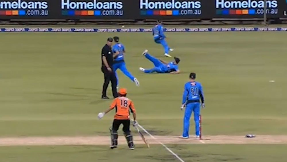 Strikers certain runout turns to epic fail