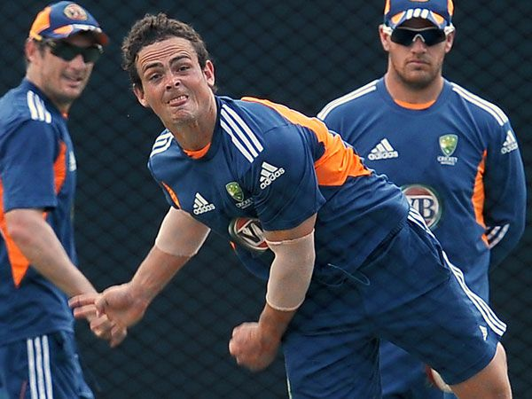 I'm a pink-ball specialist, says O'Keefe