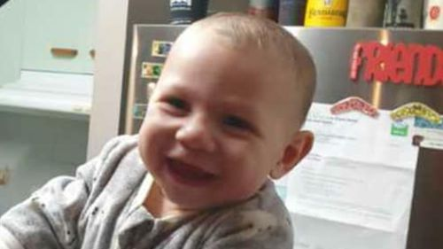 The death of Beau Frank Bradshaw is being treated as suspicious.