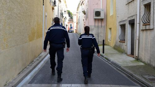 Teenage girl among four held in France over 'imminent' attack