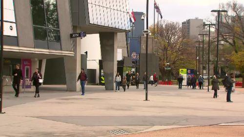 Mr Derham has called for more security around Melbourne's sports stadiums in wake of the attack. (9NEWS)