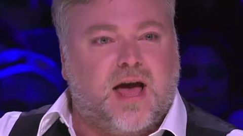 WATCH: What made Kyle Sandilands 'feel like crying' on <i>Australia's Got Talent</i>?