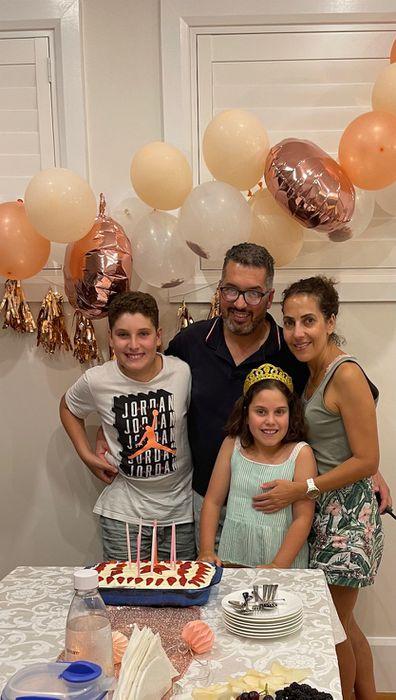 Simon skin cancer family