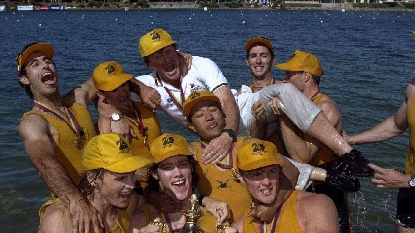 Australian rowing rocked by death of coach Nick Garratt