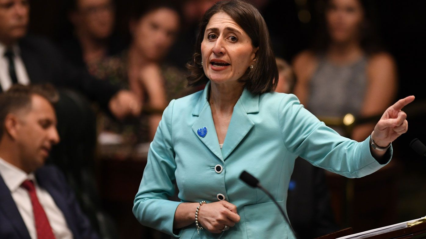 NSW premier Gladys Berejiklian will be among coffee customers.