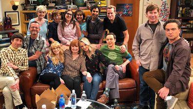 The Big Bang Theory finale