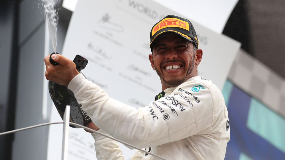 Three-time F1 champion Lewis Hamilton to extend Mercedes deal this year