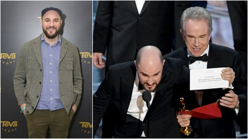 Meet the man forced to say his own movie had not actually won Best Picture