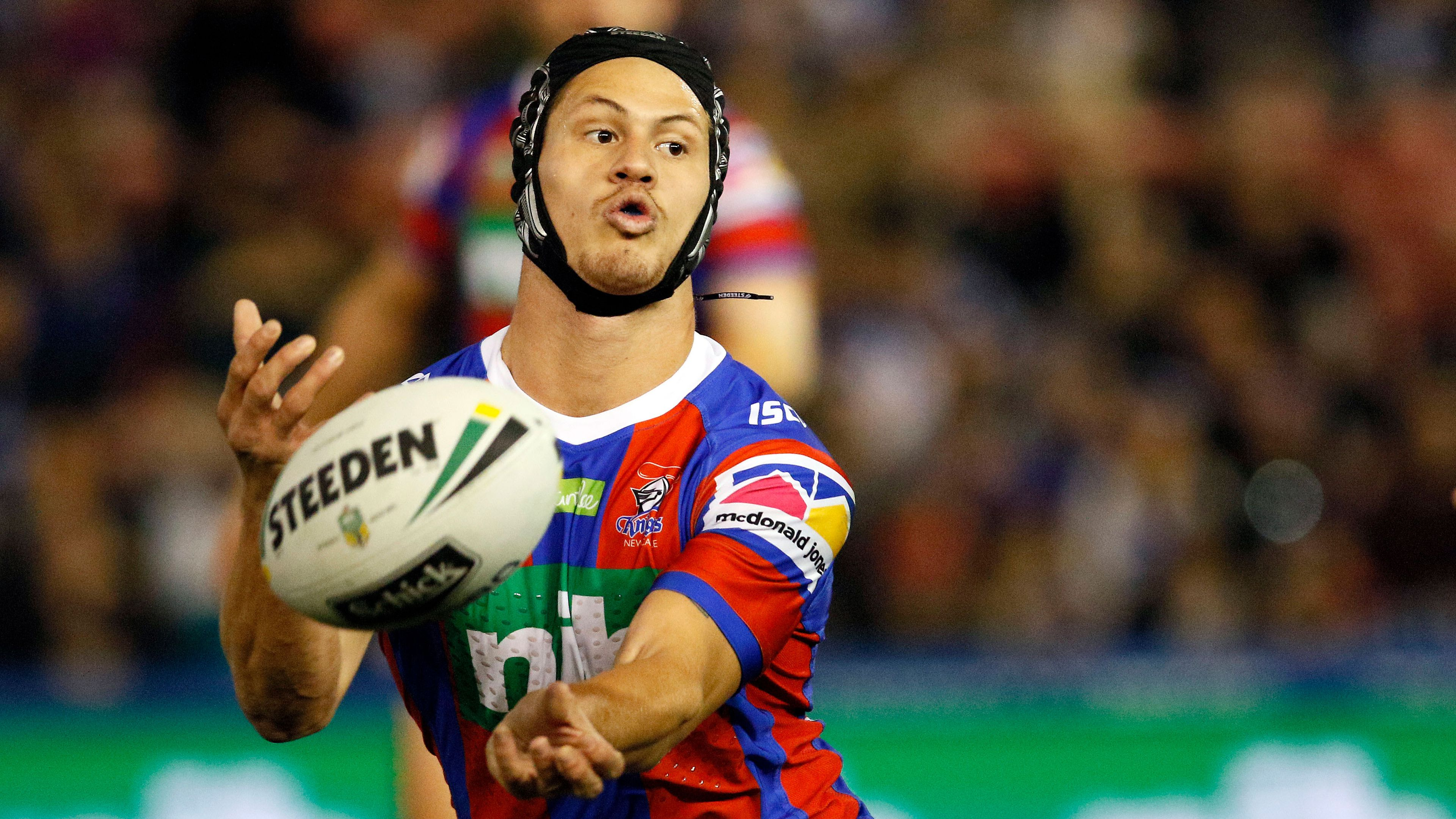Newcastle Knights star Kalyn Ponga.