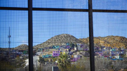Juarez, across the Rio Grande from El Paso, is notorious for its gang violence.