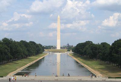#3 The Washington Monument