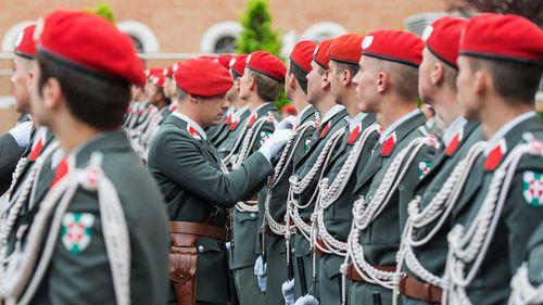 Austrian colonel a suspected Russian spy