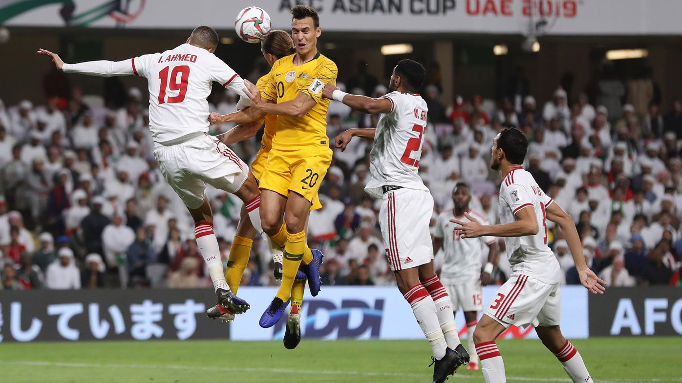 Milos Degenek heartbroken after Asian Cup error