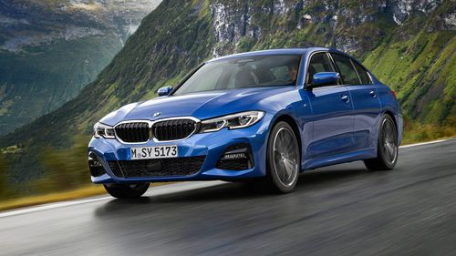 BMW unveiled the new 3 Series at the Paris motor show and it's longer and more spacious.