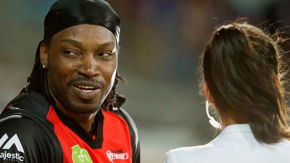 Chris Gayle wants to return to BBL