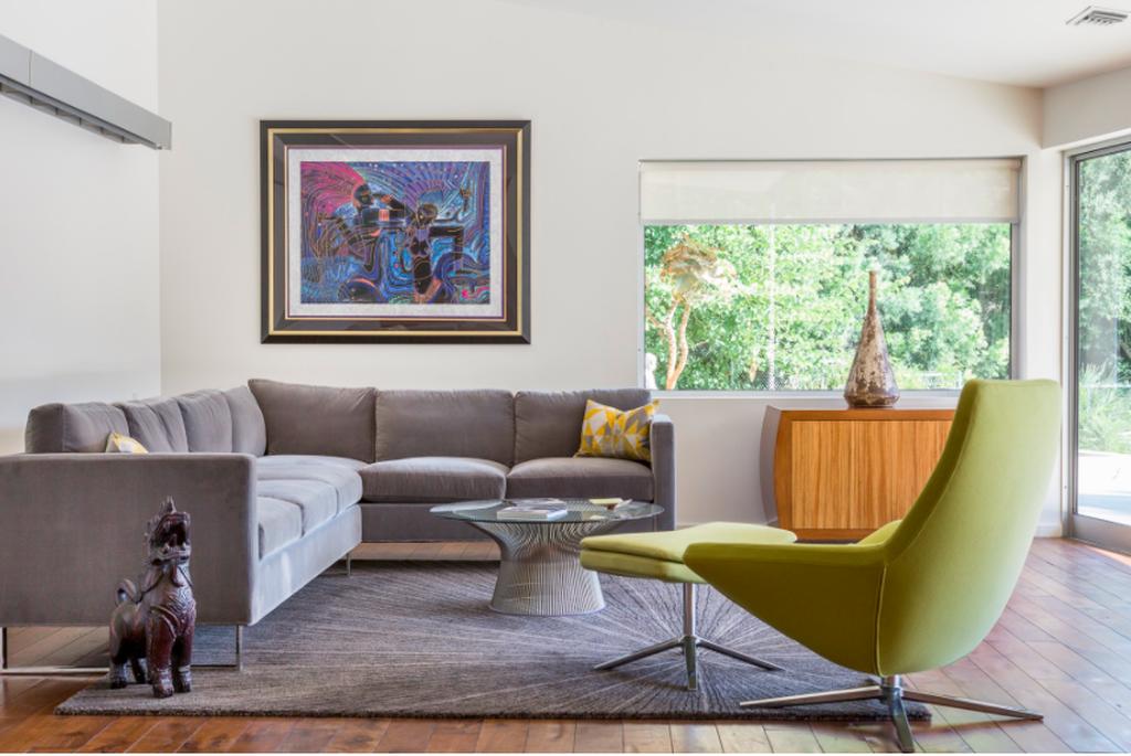 Inside Kristen Wiigs New Heritage Listed Midcentury Modern Home