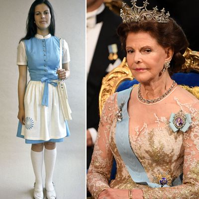 Silvia Sommerlath, Queen Silvia of Sweden
