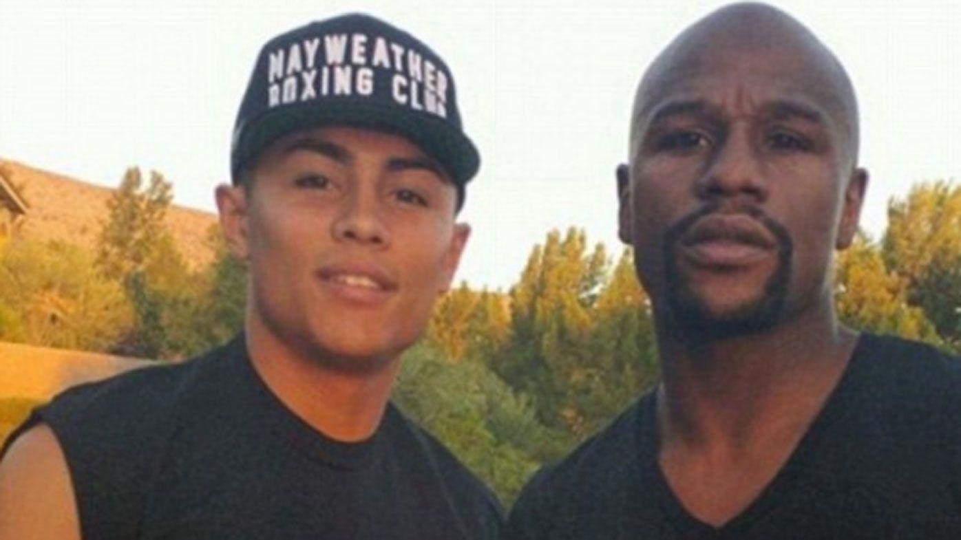 Rising boxing star Danny Gonzalez shot dead aged 22