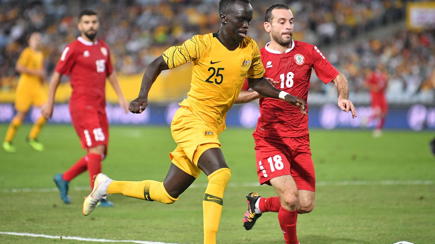 Bor Mabil, sister of Socceroo Awer Mabil tragically killed in Adelaide car crash during Asian Cup quarter-final