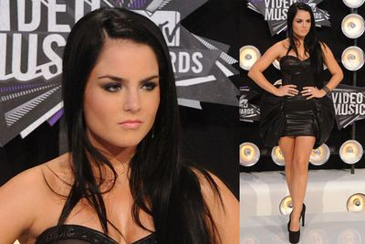 All the frocks, shocks, babes and badasses rockin' the red carpet for the 2011 MTV Video Music Awards!