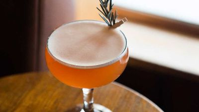 """<a href=""""http://kitchen.nine.com.au/2017/05/19/15/37/artists-special-whisky-cocktail"""" target=""""_top"""">Artist's special cranberry whisky cocktail</a><br /> <br /> <a href=""""http://kitchen.nine.com.au/2017/05/19/16/01/whisky-cocktail-recipes-to-celebrate-world-whisky-day"""" target=""""_top"""">More whisky cocktails</a>"""