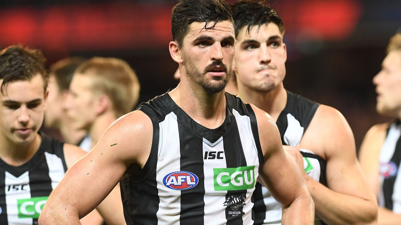 AFL news: Collingwood Magpies captain Scott Pendlebury slammed for Tweet