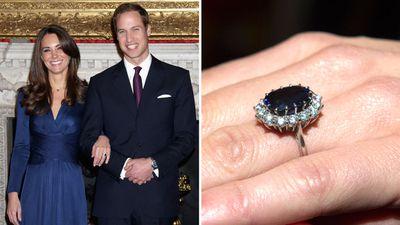 Catherine, Duchess of Cambridge's engagement ring